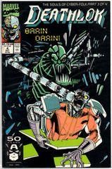 Deathlok #4 (1991) by Marvel Comics