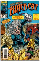 Felicia Hardy: The Black Cat #4 (1994) by Marvel Comics