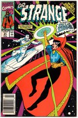 Doctor Strange: Sorcerer Supreme #31 (1991) by Marvel Comics