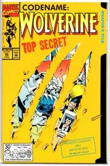 Wolverine #50 (1992) by Marvel Comics
