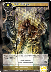 TTW-014 C - Pride of Knights