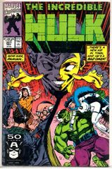 The Incredible Hulk #387 (1991) by Marvel Comics