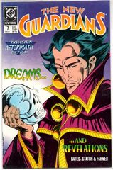 The New Guardians #7 (1989) by DC Comics