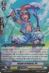 G-BT04/011EN (RR) Knight of Reform, Pir