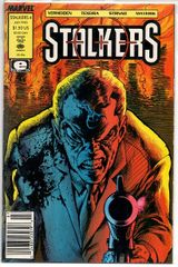 Stalkers #4 (1990) by Epic Comics