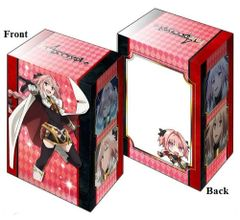 """Deck Holder Collection V2 """"Fate Apocrypha (Rider of Black)"""" Vol.364 by Bushiroad"""