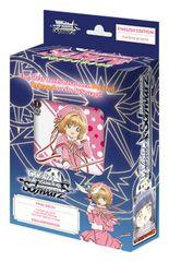 "Weiss Schwarz English Trial Deck+ ""Cardcaptor Sakura: Clear Card"" by Bushiroad"