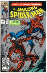 The Amazing Spider-Man #361 (1992) by Marvel Comics