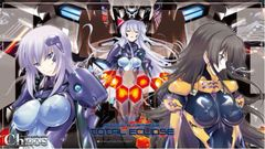 """Chaos Fabric Mat """"Muv-Luv Alternative Total Eclipse"""" by Bushiroad"""