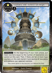 TAT-010 R Foil - Lumiel, the Tower of Hope