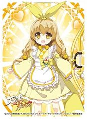 """Chara Sleeve Collection """"Black Bullet Tenchu (Yellow)"""" No.304 by Movic"""