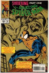 The Amazing Spider-Man #390 (1994) by Marvel Comics