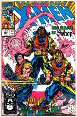 The Uncanny X-Men #282 (1991) by Marvel Comics