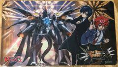 "Cardfight Vanguard G Rubber Mat ""Divine Dragon Apocrypha (Dragon Deity of Destruction, Gyze"" by Bushiroad"