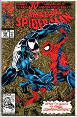 The Amazing Spider-Man #375 (1993) by Marvel Comics