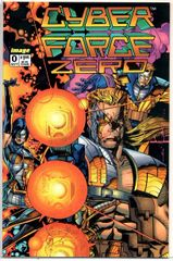 Cyberforce #0 (1992) by Image Comics