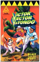 Victor Vector & Yondo #1 (1994) by Fractal Comics