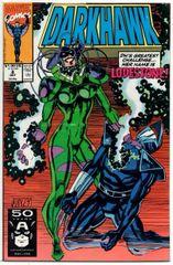 Darkhawk #8 (1991) by Marvel Comics
