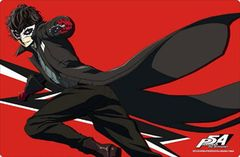 "Rubber Mat Collection ""Persona 5 the Animation (JOKER)"" Vol.244 by Bushiroad"