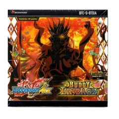 """Future Card Buddyfight Ace Booster Pack Alternative Vol.1 """"Buddy Lineage"""" BFE-S-BT01A by Bushiroad"""