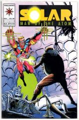 Solar, Man of the Atom #28 (1993) by Valiant
