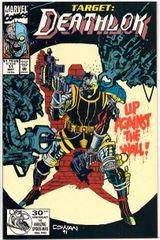 Deathlok #11 (1992) by Marvel Comics