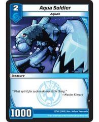 3RIS-37/165 (C) Aqua Soldier