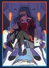 """Sleeve Collection HG """"Darling in the Franxx (Zero Two) Part.3"""" Vol.1784 by Bushiroad"""