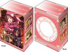 "Deck Holder Collection V2 ""Sword Art Online Alternative Gun Gale Online"" Vol.483 by Bushiroad"