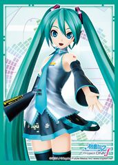 "Sleeve Collection HG ""Hatsune Miku: Project DIVA F (Hatsune Miku)"" Vol.468 by Bushiroad"