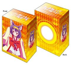 "Deck Holder Collection V2 ""No Game No Life (Hatsuse Izuna)"" Vol.452 by Bushiroad"