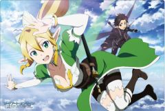 """Rubber Mat Collection """"Sword Art Online (Leafa)"""" Vol.7 by Bushiroad"""