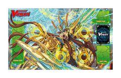 "Cardfight Vanguard Rubber Mat ""Wolf Fang Liberator, Garmore"" by Bushiroad"
