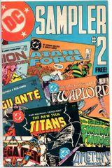 Sampler #2 (1984) by DC Comics