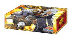 "Storage Box Collection ""Future Card Buddyfight (Aragami Rouga & Armorknight Cerberus)"" Vol.80 by Bushiroad"