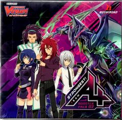 "Cardfight!! Vanguard Booster Box Vol.02 ""Strongest! Team AL4"" VGE-V-BT02 by Bushiroad"