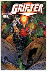 Grifter #4 (1995) by Image Comics