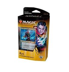 "Magic the Gathering Planeswalker Deck ""Ral: Caller of Storms"""