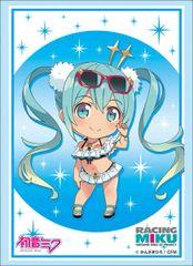 "Sleeve Collection HG ""Hatsune Miku: Racing Miku 2018 Thailand Nendoroid Ver."" Vol.1705 by Bushiroad"
