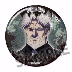 "Can Badge Collection ""Overlord (Sebas Tian)"" by Hobby Stock"
