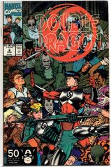 Double Dragon #2 (1991) by Marvel Comics
