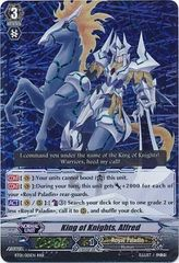 BT01/001EN (RRR) King of Knights, Alfred