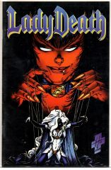 Lady Death II: Between Heaven & Hell #3 (1995) by Chaos! Comics