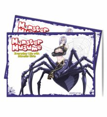 "Deck Protector Sleeves Standard Size ""Monster Musume (Rachnera)"" by Ultra PRO"