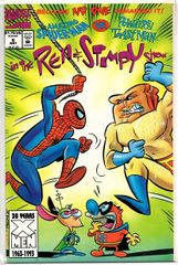 The Ren & Stimpy Show #6 (1993) by Marvel Comics