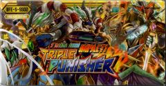 "Future Card Buddyfight Ace Special Series Vol.02 - 3 Garga Decks! ""Impact! Triple Punisher"" BFE-S-SS02 by Bushiroad"
