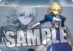 "Character Universal Rubber Mat ""Fate/ EXTELLA (Altria Pendragon)"" by Broccoli"