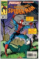 The Amazing Spider-Man #389 (1994) by Marvel Comics