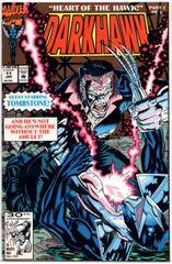 Darkhawk #11 (1992) by Marvel Comics