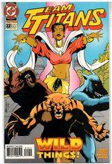 Team Titans #22 (1994) by DC Comics